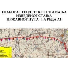Elaborat drzavnog puta ns-ho