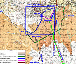 projekat puta wadi