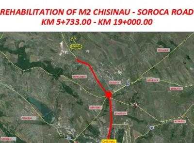 Chisinau – Soroca Road