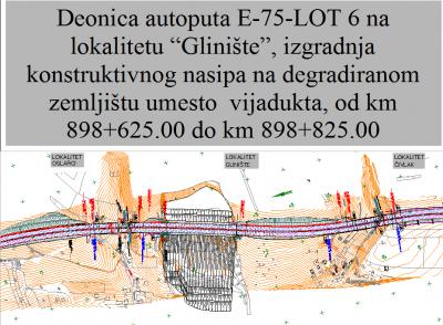 "Detailed design ""Glinište"""